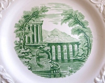 Wedgwood Patrician Dinner Plate Torbay 1930