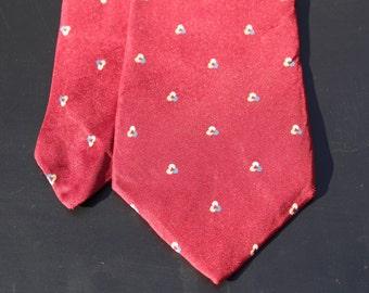 Yves Saint Laurent Necktie, FREE shipping, YSL tie, YSL necktie