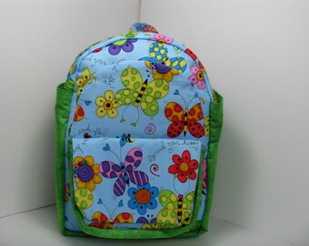 Happy Wings Jr. Petite Toddler Backpack
