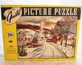 Vintage Guild, Perfect Picture Jig Saw Puzzle Church Road