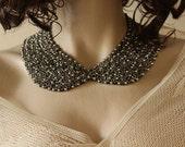 Handmade Collar - Peter Pan Necklace
