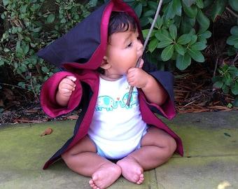 Harry Potter Gryffindor Robe Tiny Baby Sized