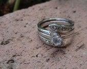 Vintage Uncas Ring Set