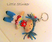 Reserved for Jami Key Chain Doll