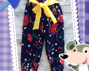Girls fall winter pants,children clothing,girls clothing, back to school outfit,harem pants