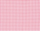 Pink Tiny Houndstooth From Michael Miller