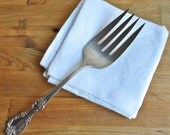 Wm Rodgers Mfg Co Extra Plate Serving Fork Southern Manor Pattern.