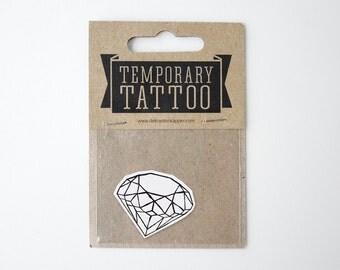 Diamant tijdelijke tatoeage