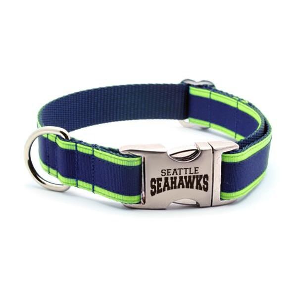Seattle Seahawks Pet Collar Bandana