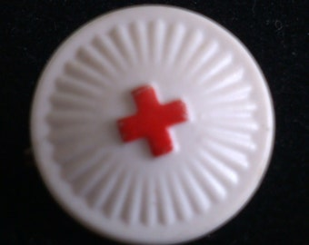 Red Cross Volunteer from WWII or Before