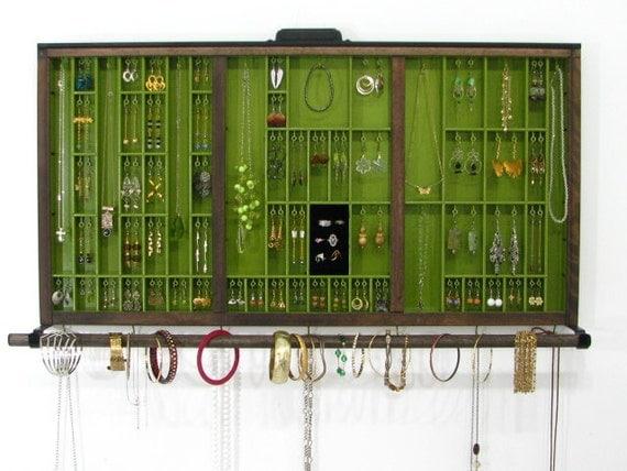 Forest Imp Jewelry Display