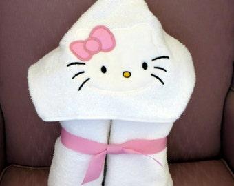 Hello Kitty Bath/Beach Towel - Great Christmas Gifts