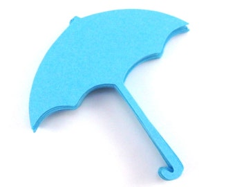 "2.5"" Umbrella Die Cuts set of 25"
