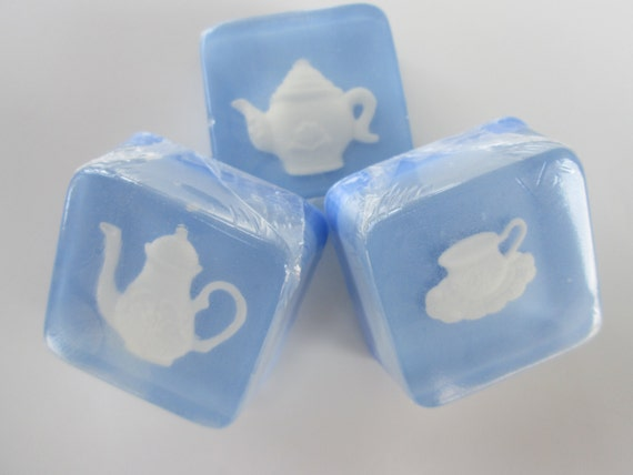 victorian tea party favors