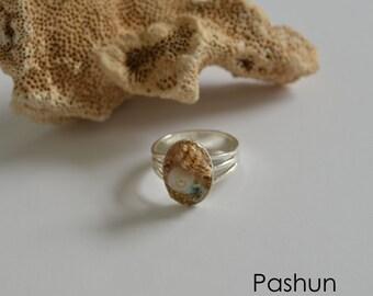 Seashell Jewelry ... Sweet Ocean Ring (1165)