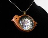 Seashell pendant, shell jewelry