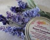Sweet Lavender 1oz Cuticle Balm - baby/wedding shower gift -stocking stuffer- babysitter/hostess/teacher gift