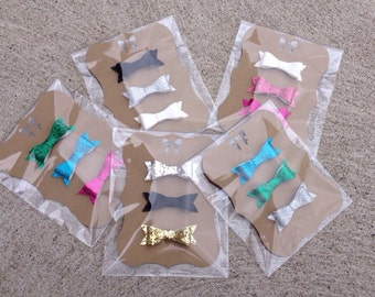 Hair Bows to use with Girlie Glue