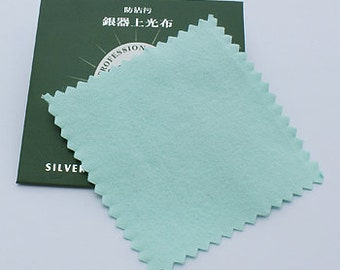 Sterling Silver Jewelry Polishing Cloths