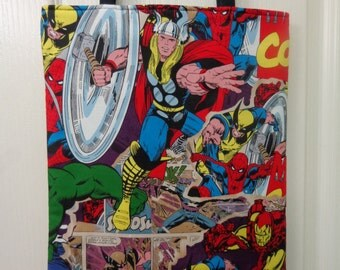 Reversible Tote Bag:Marvel Comics