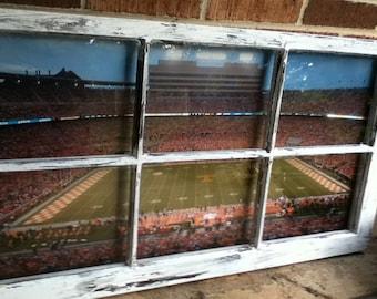 Oklahoma Sooners Stadium Window
