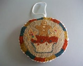 Cookie making time... Punch Needle Ornament
