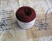 Ruby 2/18 Zephyr Wool/Silk Yarn