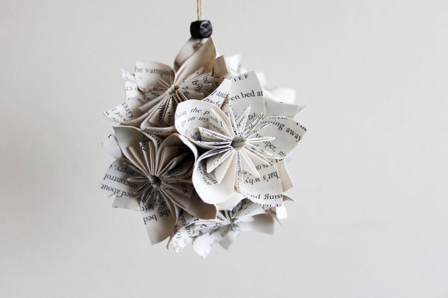 Origami Kusudama 4 39 39 Flower Ball Wedding Decor