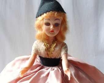 Sweden Doll, Doll From Around the World, Doll in Costume, Dolls of the World