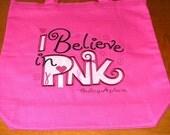 I Believe In Pink - Audrey Hepburn quote