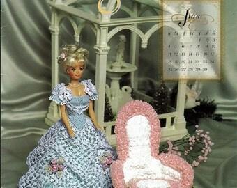 2000 Millennium Collection Master Crochet Guild Miss June Crochet Pattern Book Annie Potter