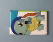 Squirtle Switch Plate