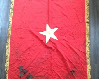 Antique general flag