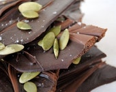 Mexican Spicy Chocolate Bark