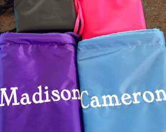 Personalized Bags for Boys Girls or teens Perfect for holiday gifts