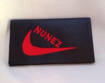 Custom Leather Business Card Holder