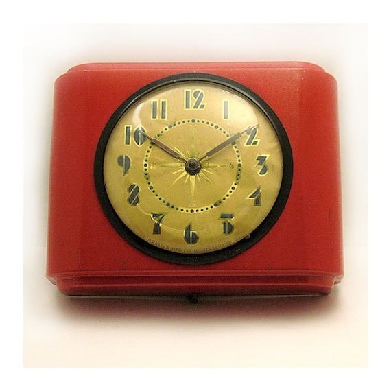 art deco wall clock retro kitchen wall clock old admiral