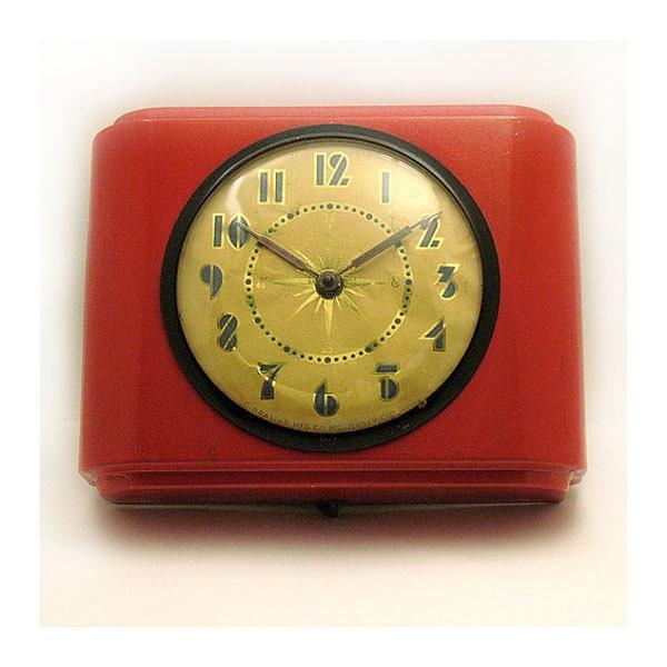Art Deco Wall Clock Retro Kitchen Wall Clock Old Admiral