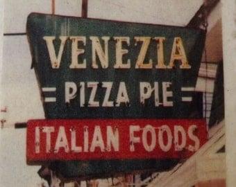 Venezia's Italian Restaurant Coaster New Orleans