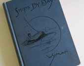 Reserved Listing for Sandy Vee - Vintage Nautical Books