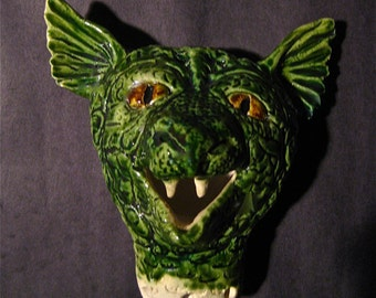 Wonderful Old Dragon's Head Makes Me Laugh