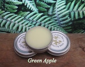 "Organic ""Green Apple"" Lip'tin 100% Natural"