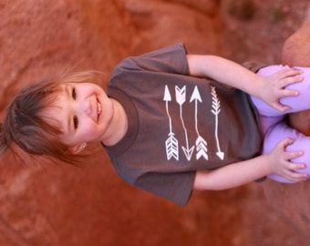 Toddler Tee Arrow (You choose size)
