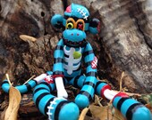 Zombie Sock Monkey Shelf Sitters for Spencer Pre-Order