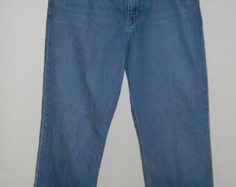J Crew vintage jeans   size 35 x 32