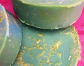 Garden Mint loofah bar