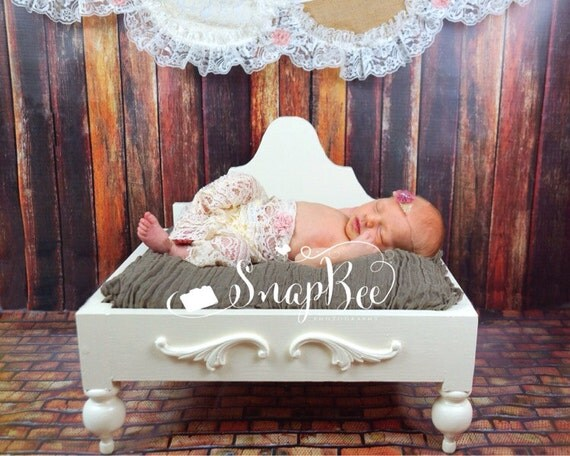 Sale Daybed Newborn Photography Prop, All American Doll Bed Photo Prop