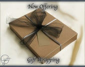 Gift Wrapping Any Size, Holiday, Present, Pre-wrapped, Cynt D B