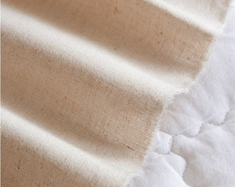 Cotton Linen Solid - Natural - By the Yard 52717