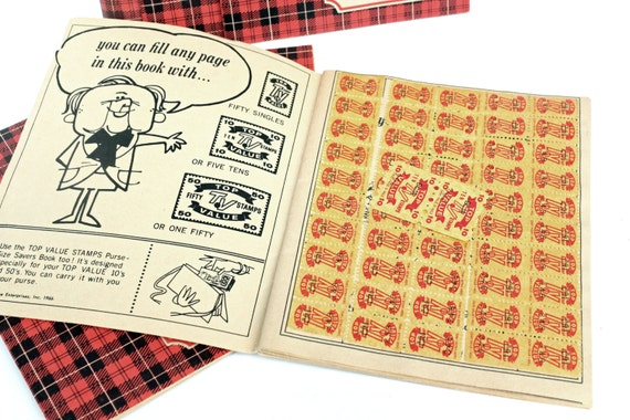 How many us postage stamps in a book